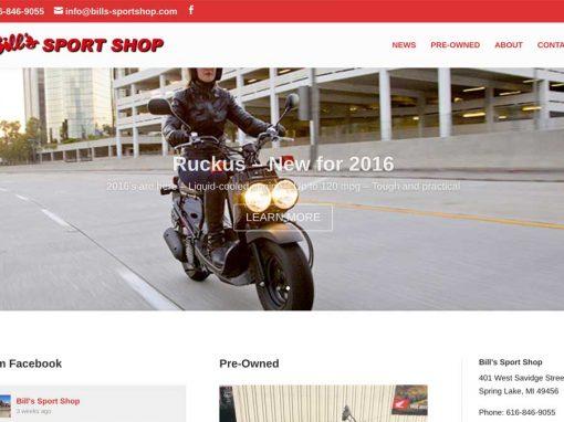 Bill's Sport Shop