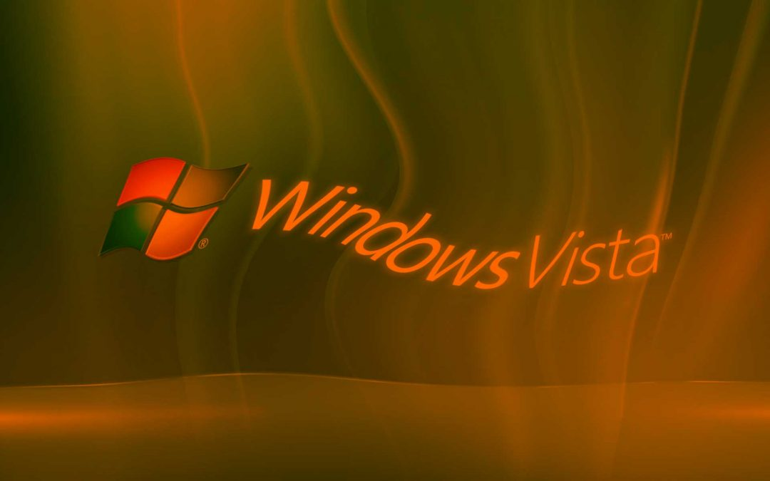 Windows Vista Support Has Ended