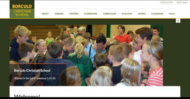 Borculo Christian School