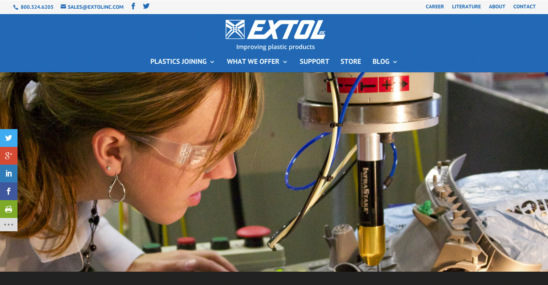 Extol, Inc. - ZBx Technology Featured Project