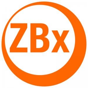 ZBx technology icon-style logo