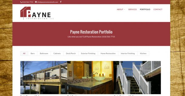 Payne Restoration, LLC