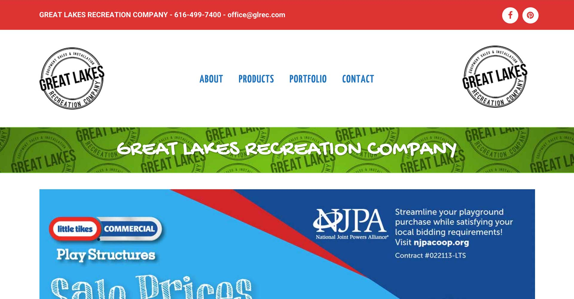 Great Lakes Recreation Company