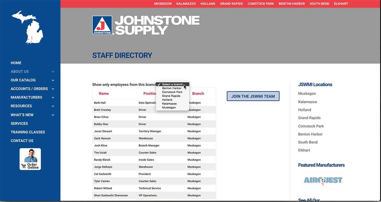 jswmi-staffdirectory